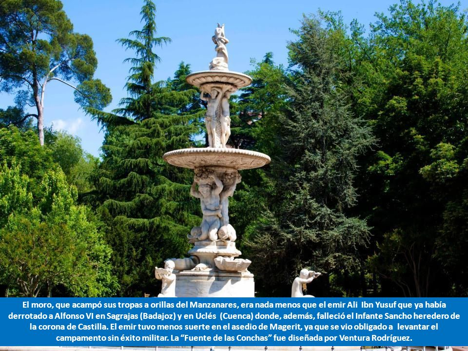 También conviene recordar que, por estos Jardines, salió de Palacio Alfonso XIII para iniciar su exilio a Francia e Italia, vía Cartagena, dada la agi