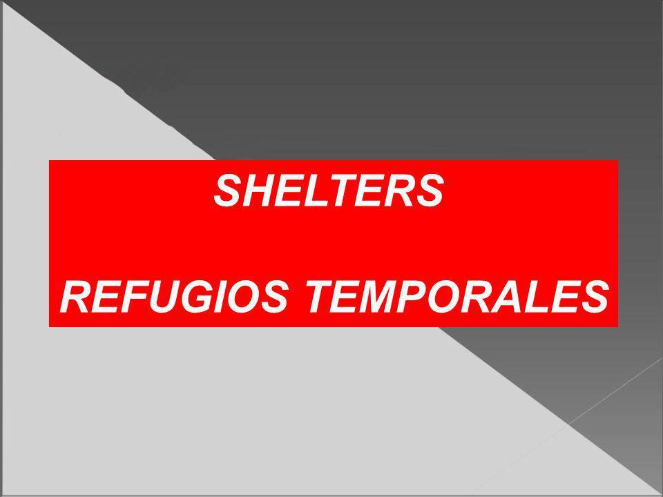 Proceso de Construcción de un Shelter con los materiales FGC.