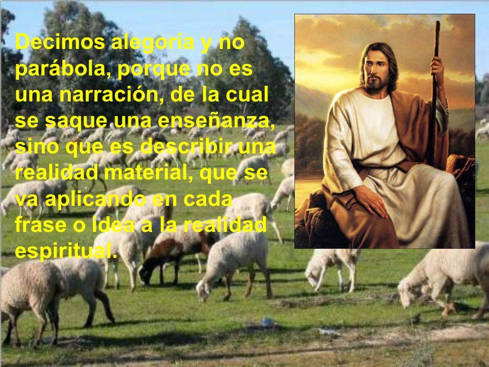 Todos los años, en el 4º domingo de Pascua. la Iglesia nos propone a consideración la alegoría del Buen Pastor. Este año, que es ciclo A, vemos la pri