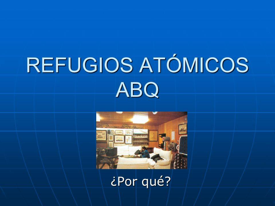 ¿De qué nos protegen los refugios ABQ.