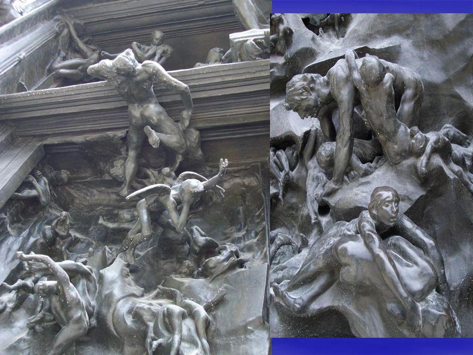 Rodin sentía fascinación por las manos, y guardaba centenares de ellas en sus cajones; manos sueltas modeladas por él mismo en las más diversas actitudes, y manos ajenas, fragmentos de antiguas estatuas (pues además de escultor, era un apasionado coleccionista de antigüedades).