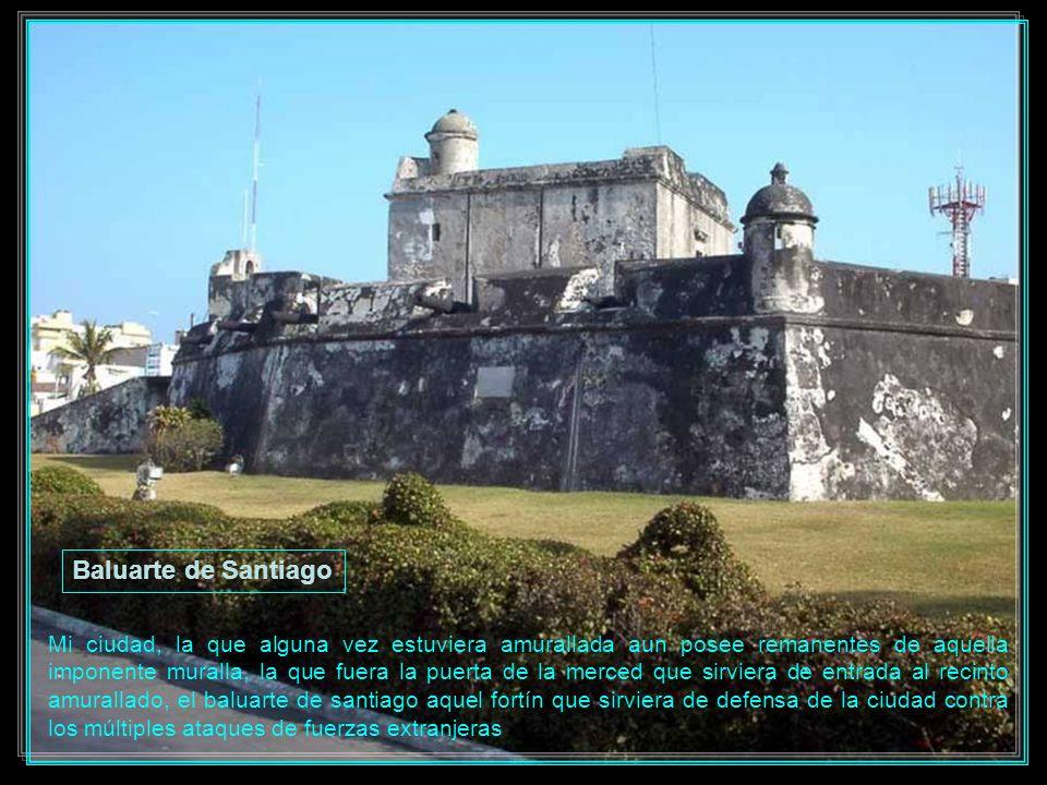 Fuerte de San Juan de Ulúa Ubicado frente al actual puerto de Veracruz, su origen está ligado a la fundación de la Villa Rica de la Vera Cruz, el 22 de abril de 1519.