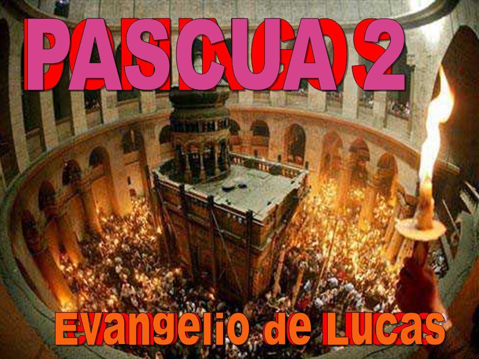Celebración de la Pascua en el Santo sepulcro Música: Osana de Dufay