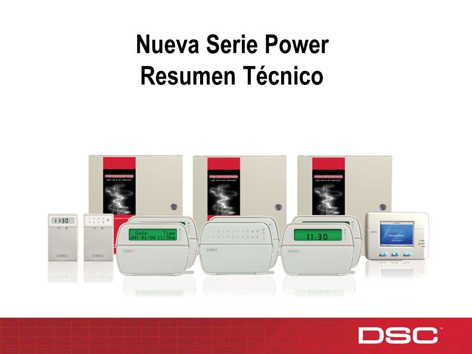 Nueva Serie Power Resumen Técnico