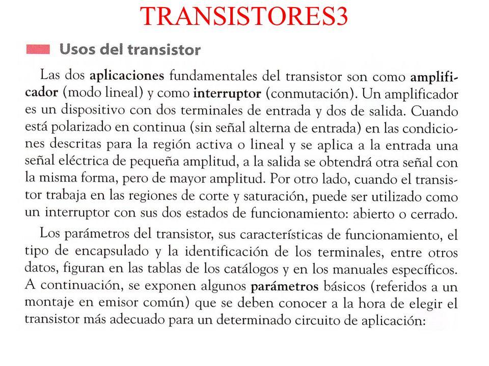 TRANSISTORES3