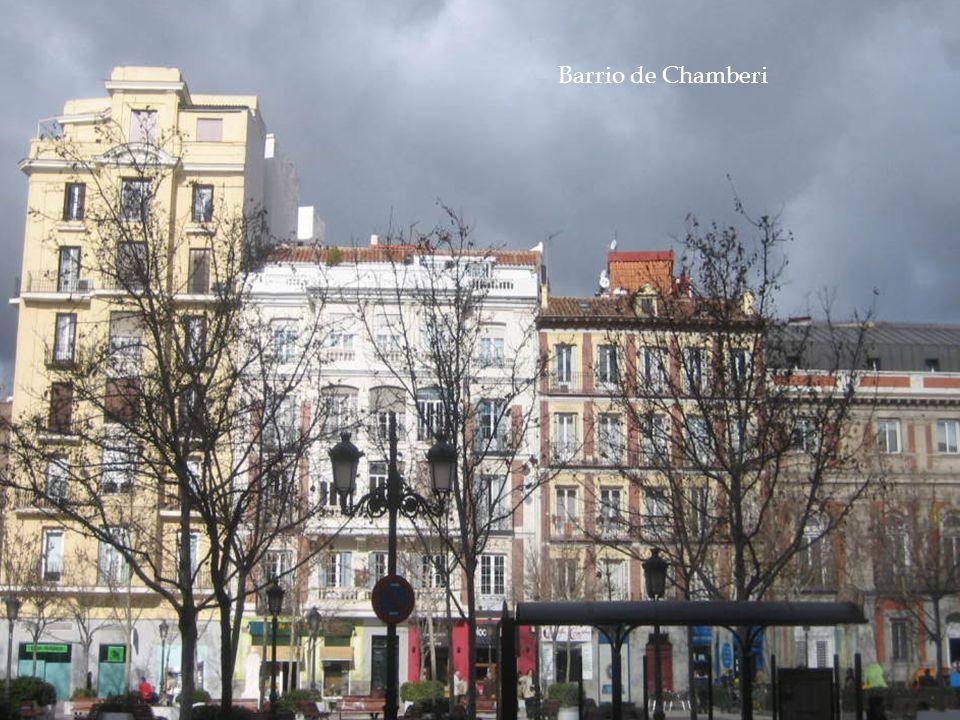Plaza de Chamberi Chamberi