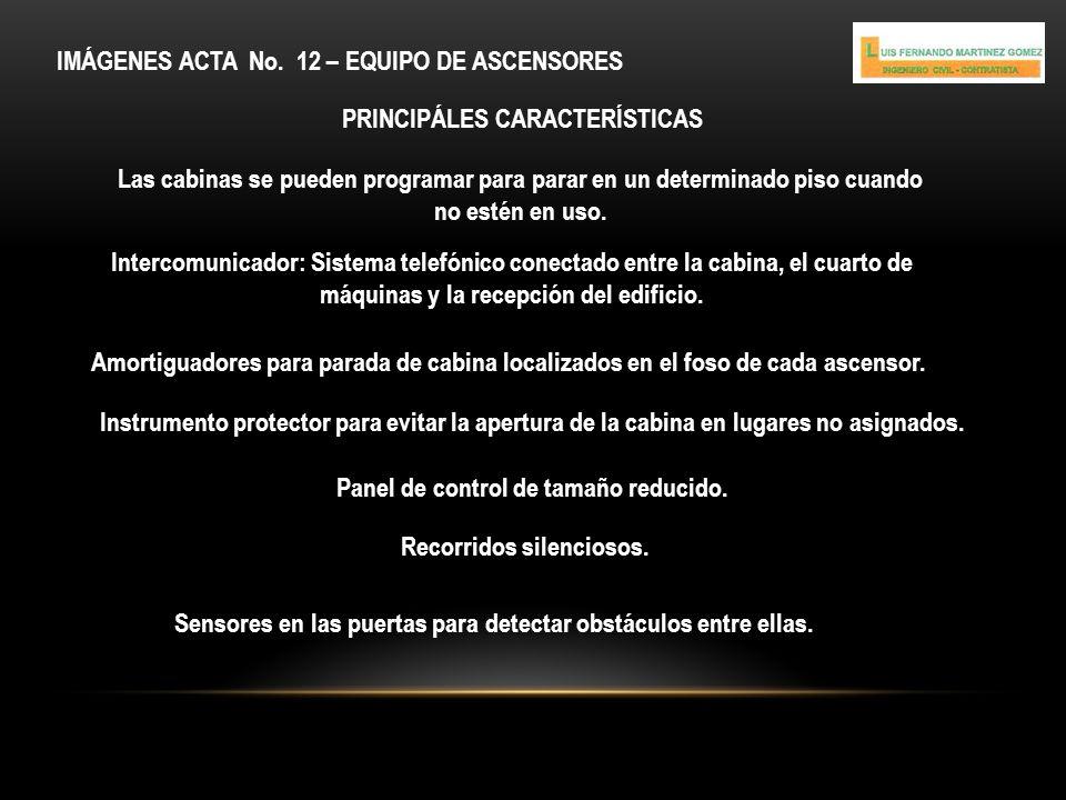 IMÁGENES ACTA No.