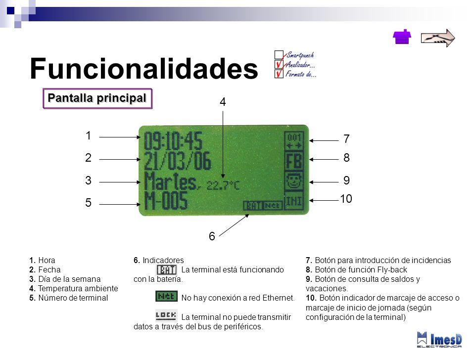 Periférico Lector de tarjetas de Proximidad (PLX) El periférico PLX es un lector de tarjetas de proximidad que permite ser conectado al bus RS485 de la familia de terminales CP-1000, CP-4000, CP-5000 y CAOP-40, cuando éstas se configuran como Master.