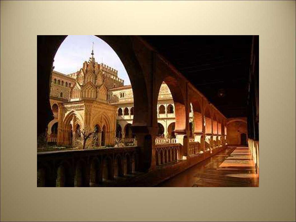Templete gótico-mudéjar