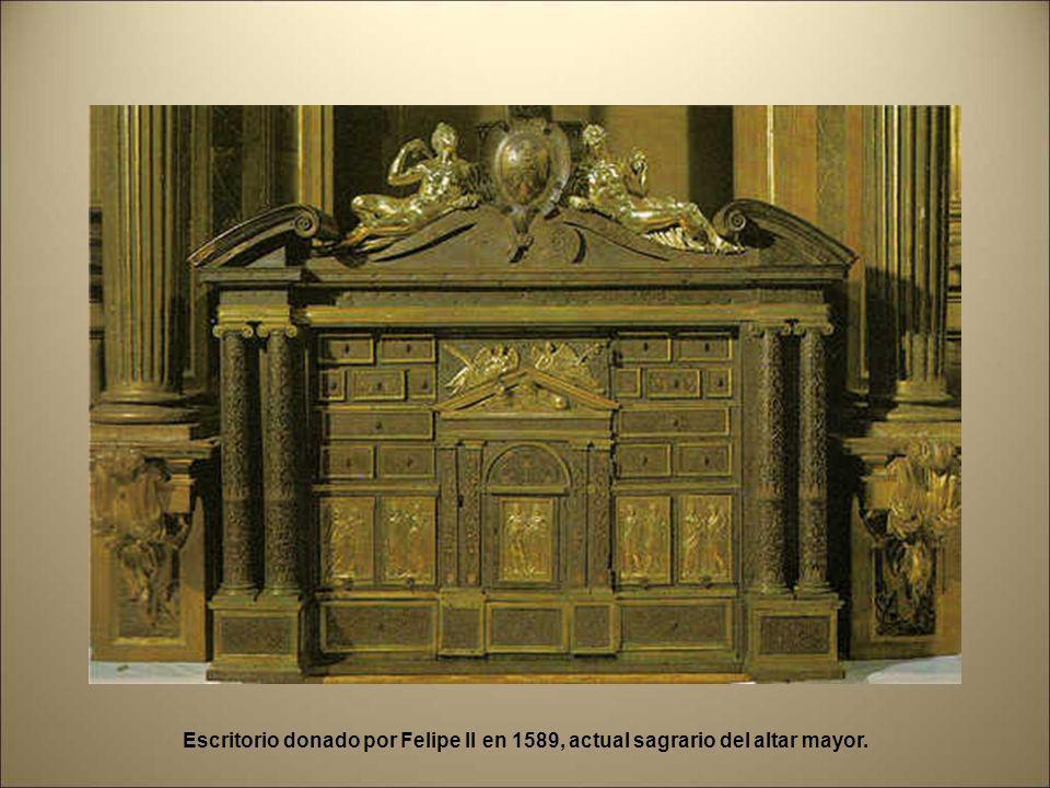 Detalles del retablo