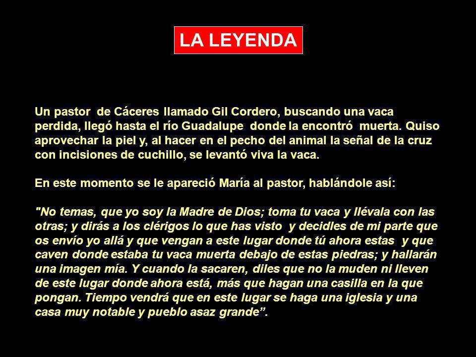 REAL MONASTERIO DE SANTA MARÍA DE GUADALUPE. Es Patrimonio de la Humanidad desde 1993. La Virgen de Guadalupe es la patrona de Extremadura y en 1928 r