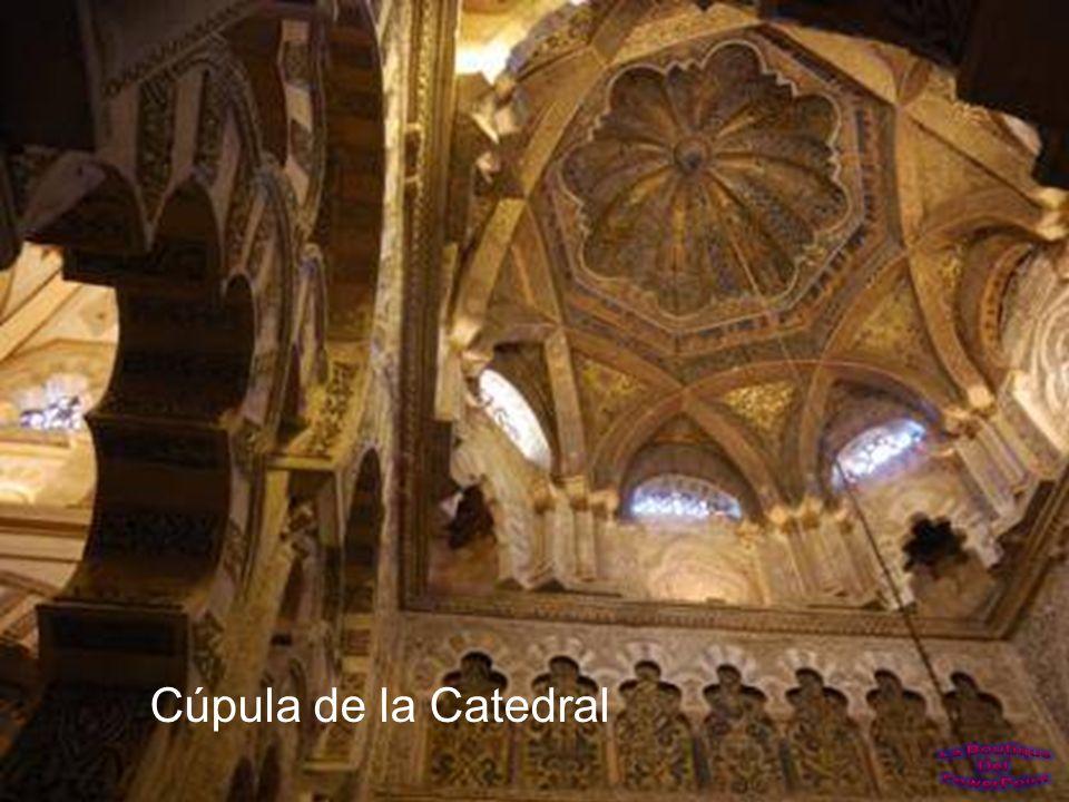 Catedral, crucero