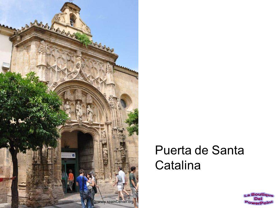 En el muro este de la Capilla de Villaviciosa se localizaba el altar mayor de la Catedral del siglo XIII.
