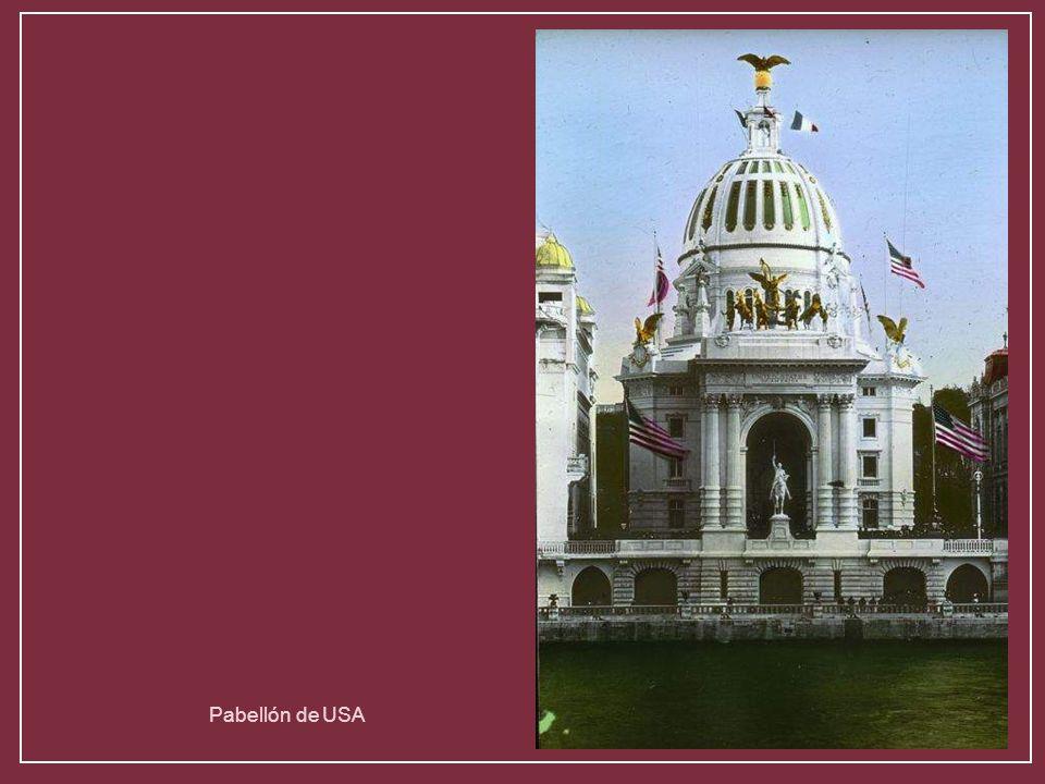 Pabellón de las indias holandesasPabellón de España