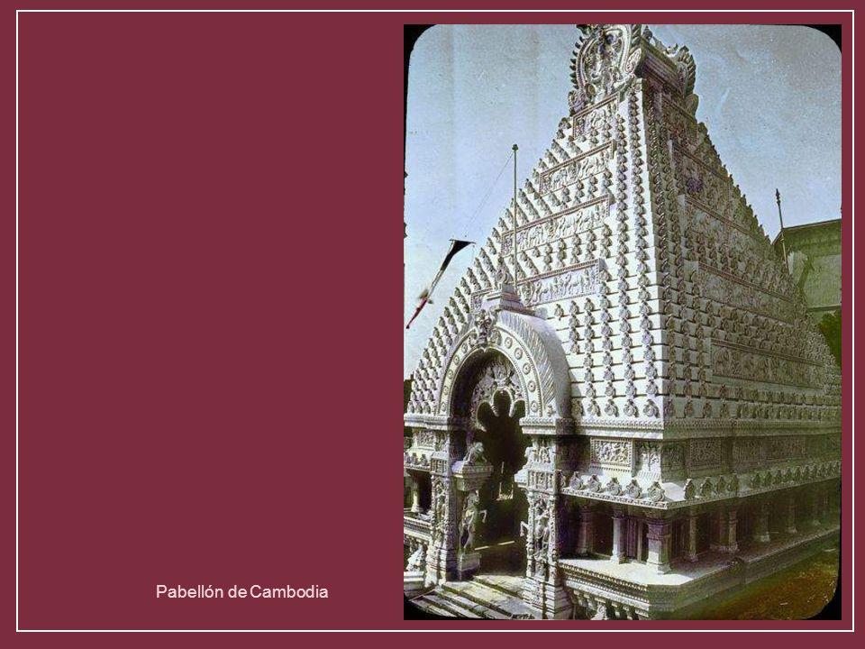 Pabellón de Indochina