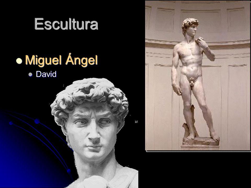 Escultura Miguel Ángel Miguel Ángel David David