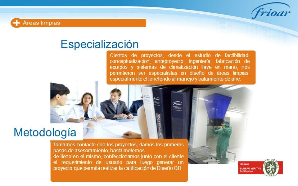 Especialización Cientos de proyectos, desde el estudio de factibilidad, conceptualizacion, anteproyecto, ingeniería, fabricación de equipos y sistemas