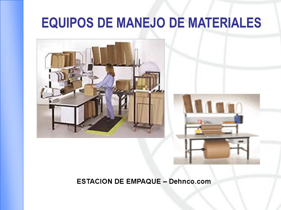 EQUIPOS DE MANEJO DE MATERIALES AGV CON PANTOGRAFO