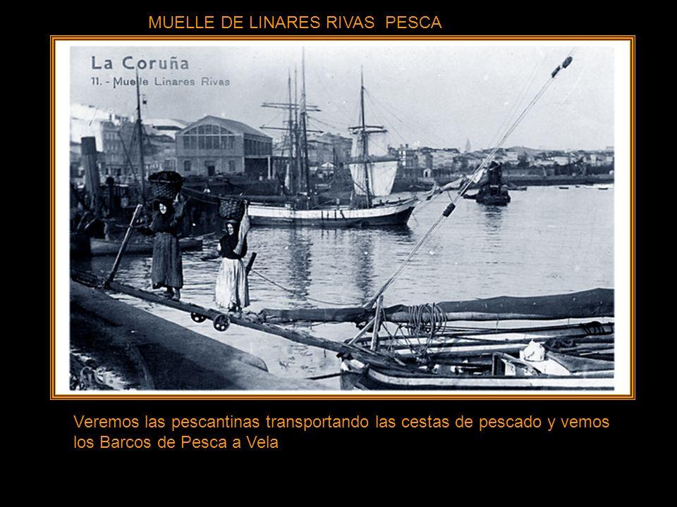 LAZARETO Y EL HOSPITAL DE OZA AL FONDO En 1936 se habilitan dos pabellónes ocupados por colonias infantiles en enfermería militar en la decada de los