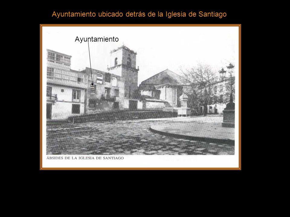 Podemos ver el relleno de la avenida de la marina A mediados del Siglo XIX se comienza varia obras como la plaza de España, Plaza de Maria Pita y el R