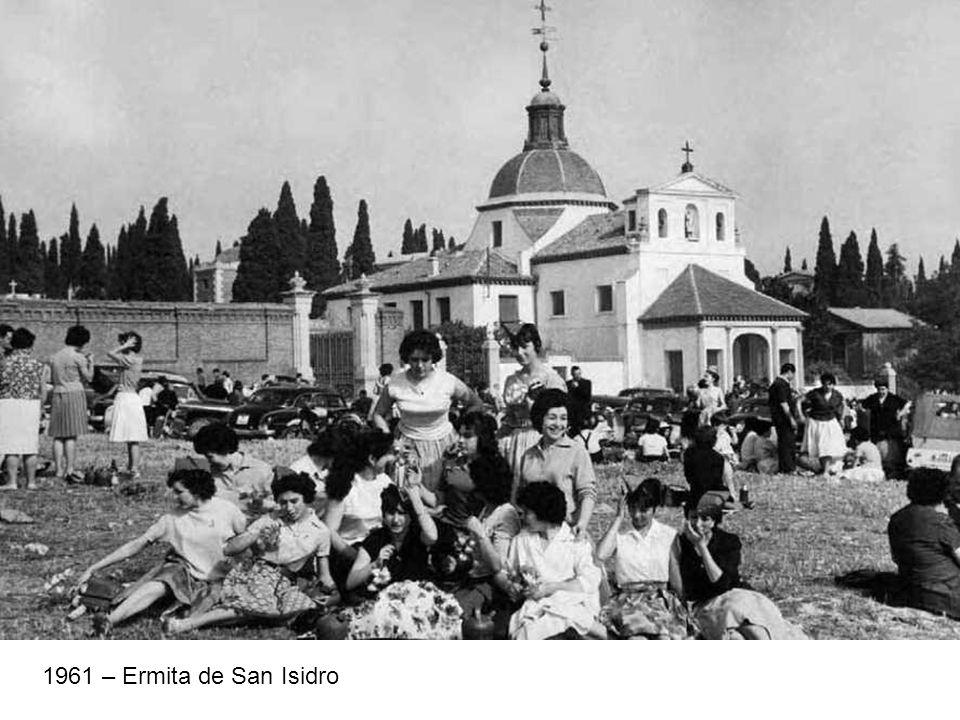 1961 – Ermita de San Isidro