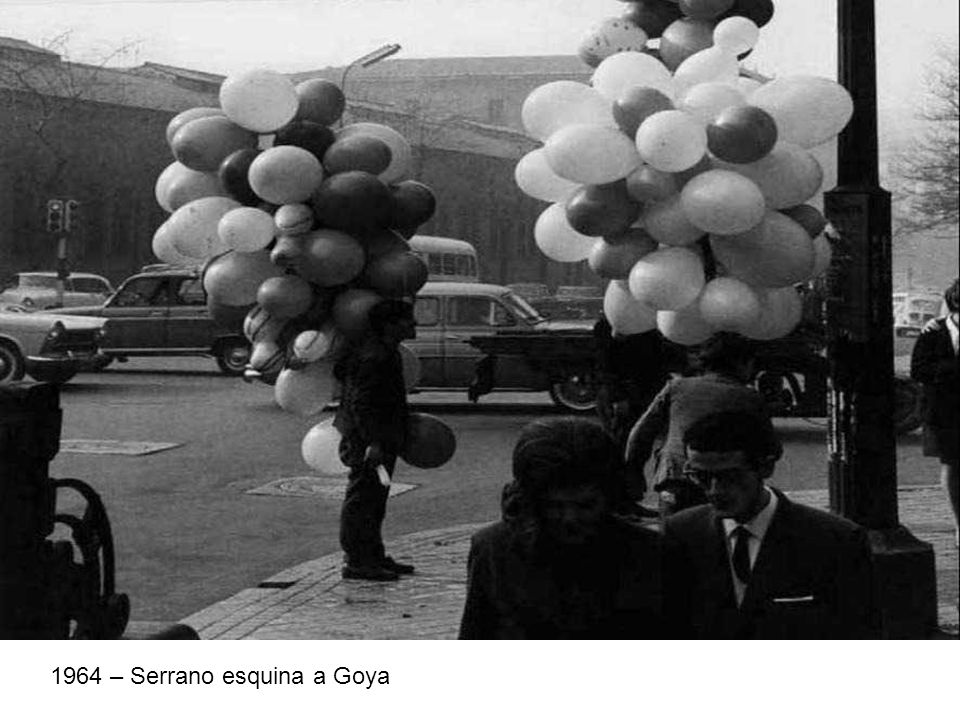 1964 – Serrano esquina a Goya