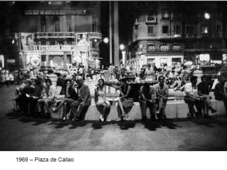 1969 – Plaza de Callao