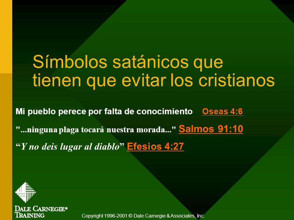 Símbolos satánicos que tienen que evitar los cristianos Mi pueblo perece por falta de conocimiento Oseas 4:6Oseas 4:6