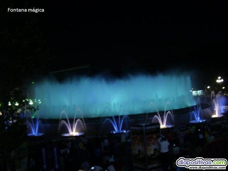 La fontana mágica