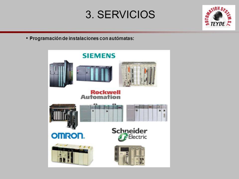 3.SERVICIOS Formación programación autómatas programable.