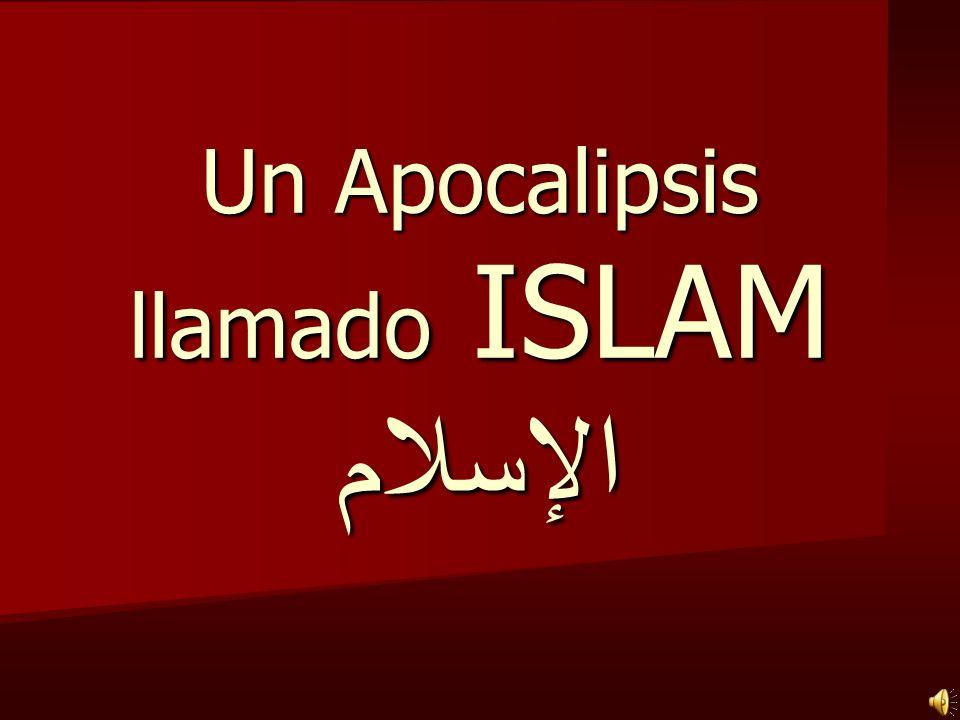 La falsa religión de la Paz … el año 610 DC, un comerciante llamado Mahoma tuerce la escrituras santas de los judíos y cristianos y se nombra el Gran profeta mandado por Dios!!.