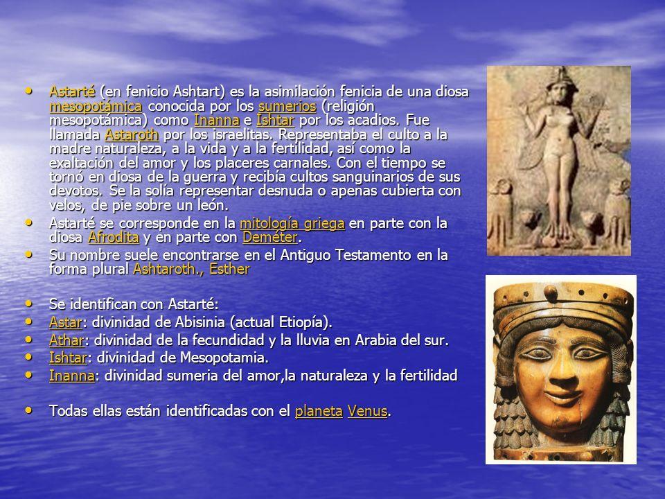 ISHTAR, LA DIOSA DEL AMOR Ishtar (o Inanna), era señora del firmamento, poderosa diosa del amor y de la guerra. Su primer esposo fue su hermano Tammuz