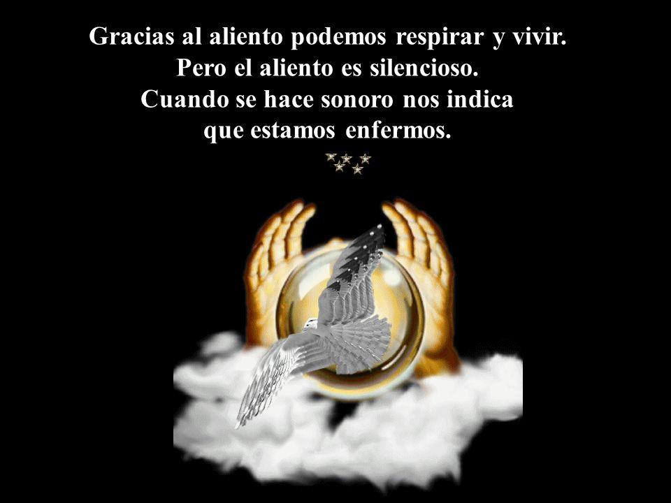 Así es el Espíritu de Dios. Nos purifica y arranca nuestros anclajes. El huracán se ríe de las fronteras. Y el viento de Dios nos invita a superar nue