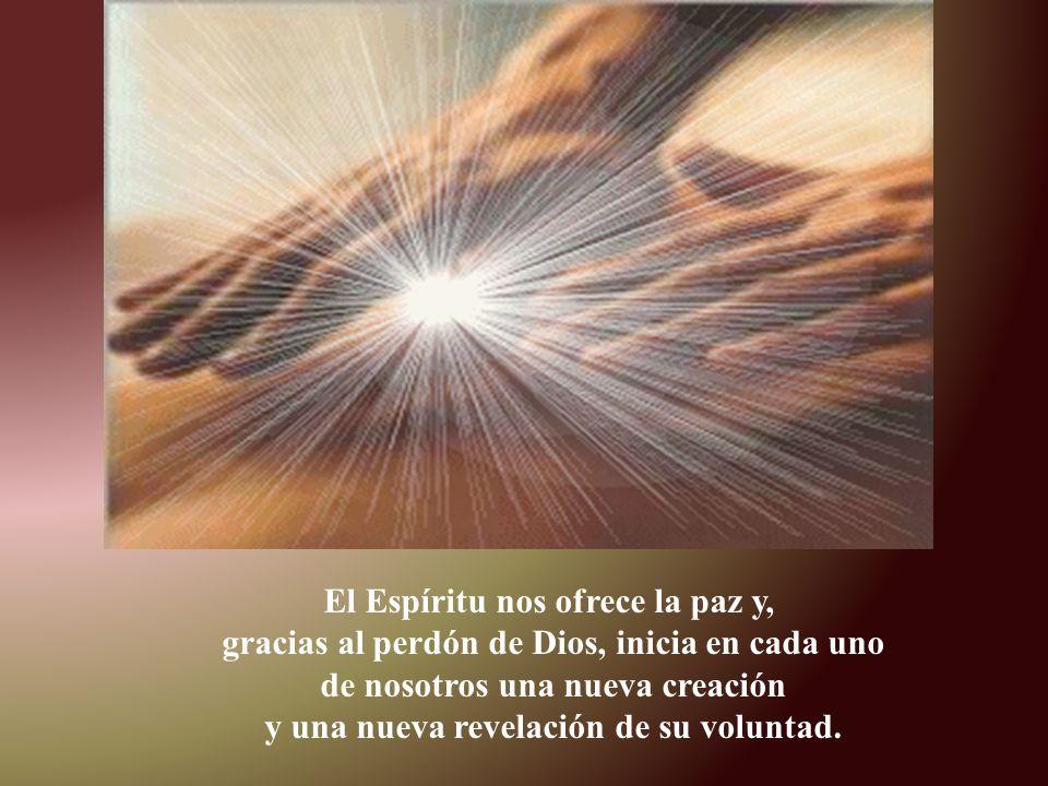 Jesús exhala su aliento sobre los discípulos y les comunica su Espíritu para que puedan perdonar los pecados. El aliento de Jesús recuerda el soplo de
