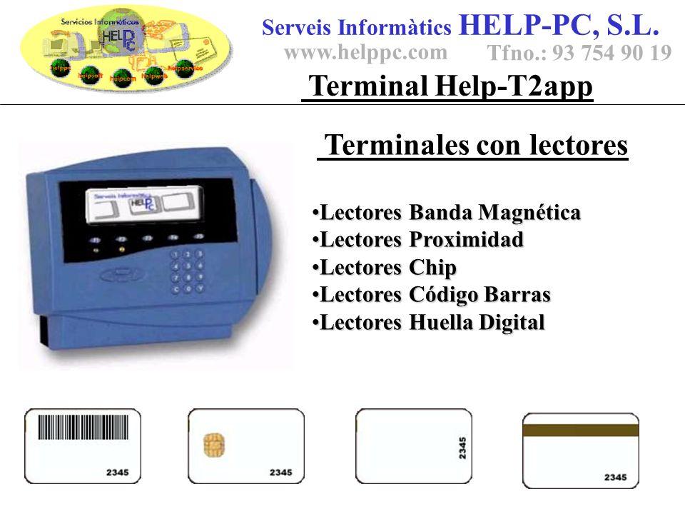 Serveis Informàtics HELP-PC, S.L.