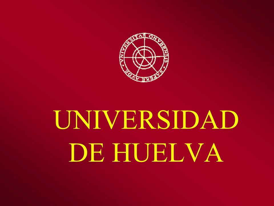 UNIVERSIDAD DE HUELVA