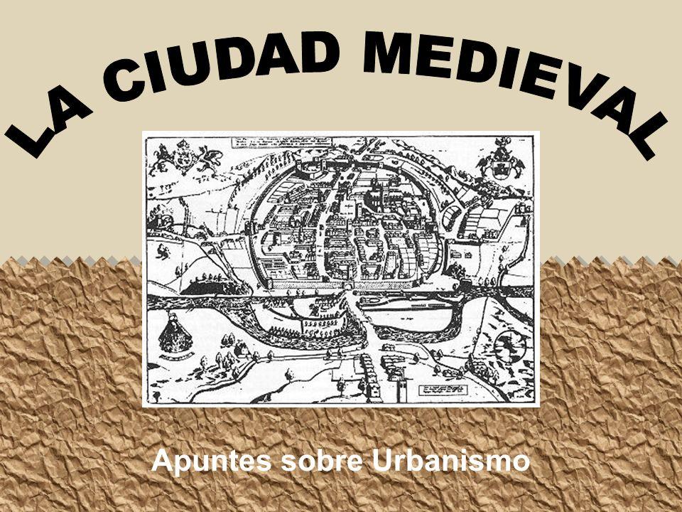 Antecedentes Según sus orígenes, hay cinco categorías para los poblados medievales europeos.