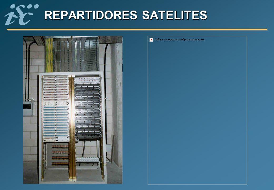 REPARTIDORES SATELITES