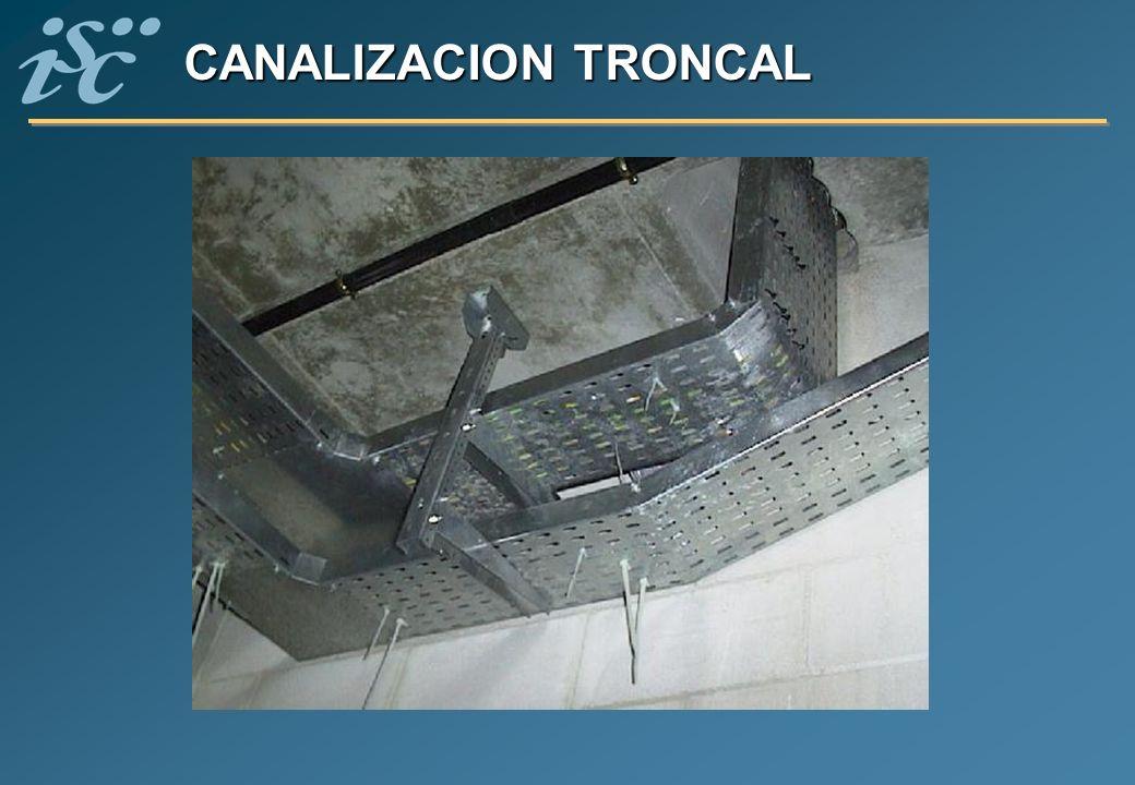 CANALIZACION TRONCAL