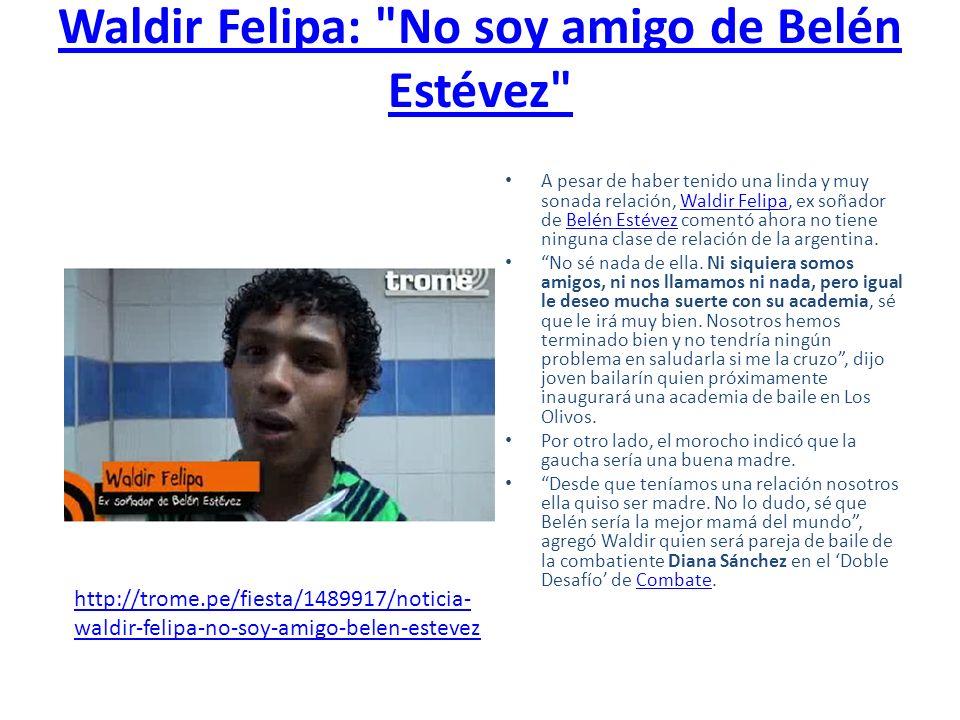 Waldir Felipa: