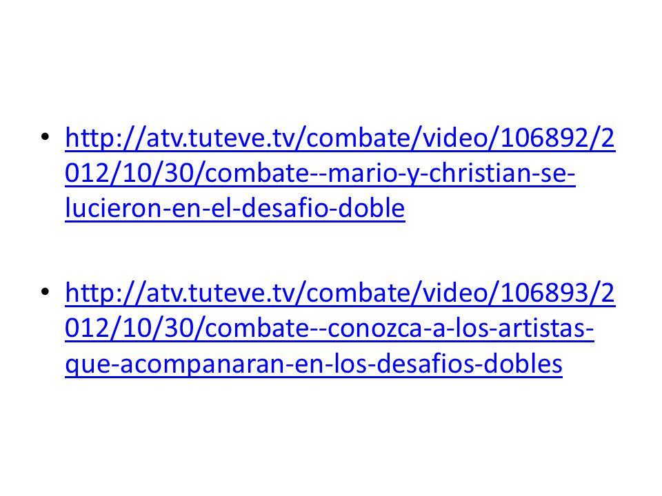 FOTOS: La juerga de los chicos de Combate http://trome.pe/fiesta/1490186/noticia- fotos-juega-combate/1#foto-gal