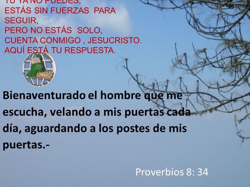 TÚ YA NO PUEDES, ESTÁS SIN FUERZAS PARA SEGUIR, PERO NO ESTÁS SOLO, CUENTA CONMIGO, JESUCRISTO. AQUÍ ESTÁ TU RESPUESTA. La maldición de Jehová está en