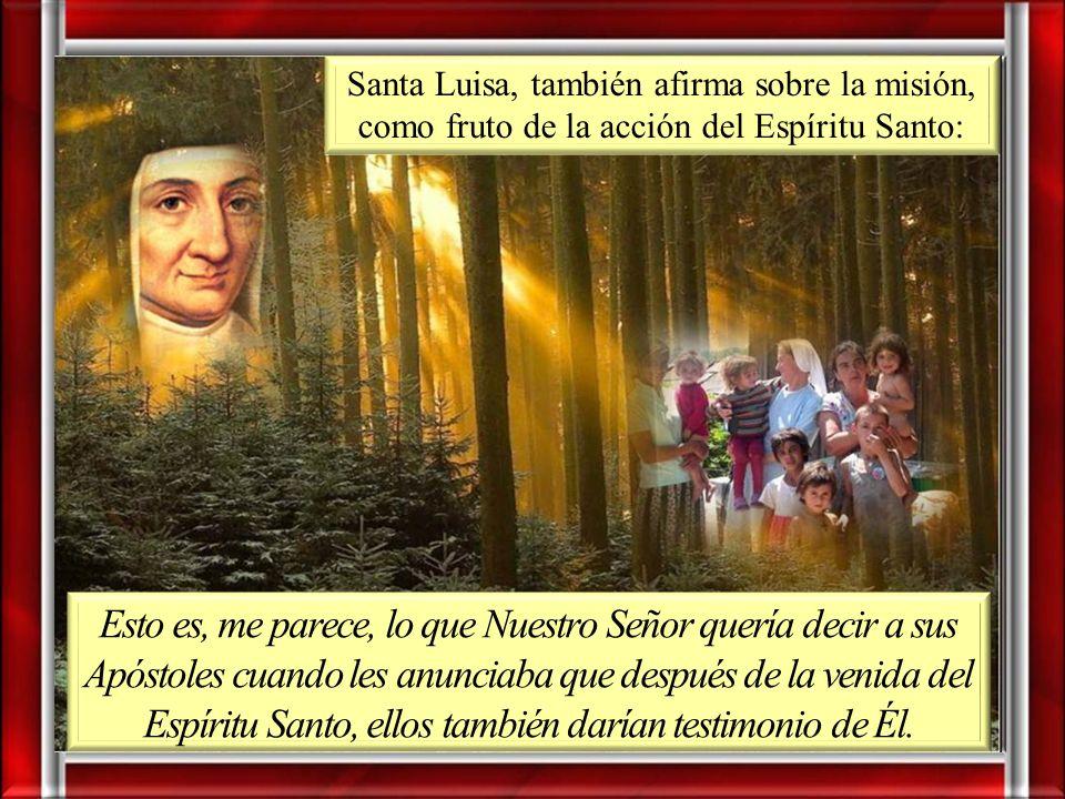 Motivación: La conversión de un hereje dio motivos a san Vicente, para exclamar: