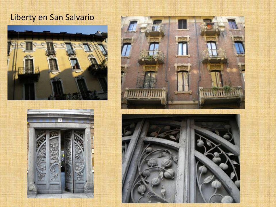 Liberty en San Salvario