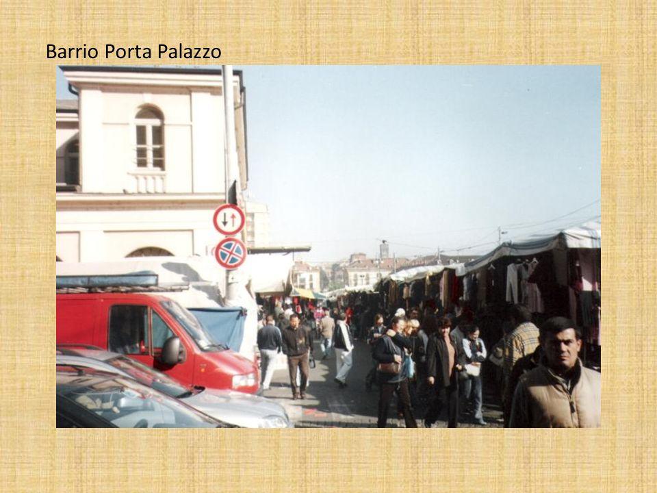 Barrio Porta Palazzo