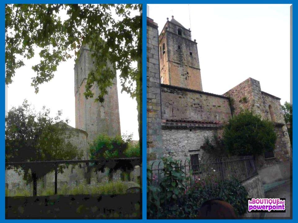 Campanário y Iglesia de Sant Llorenç, Siglo XII