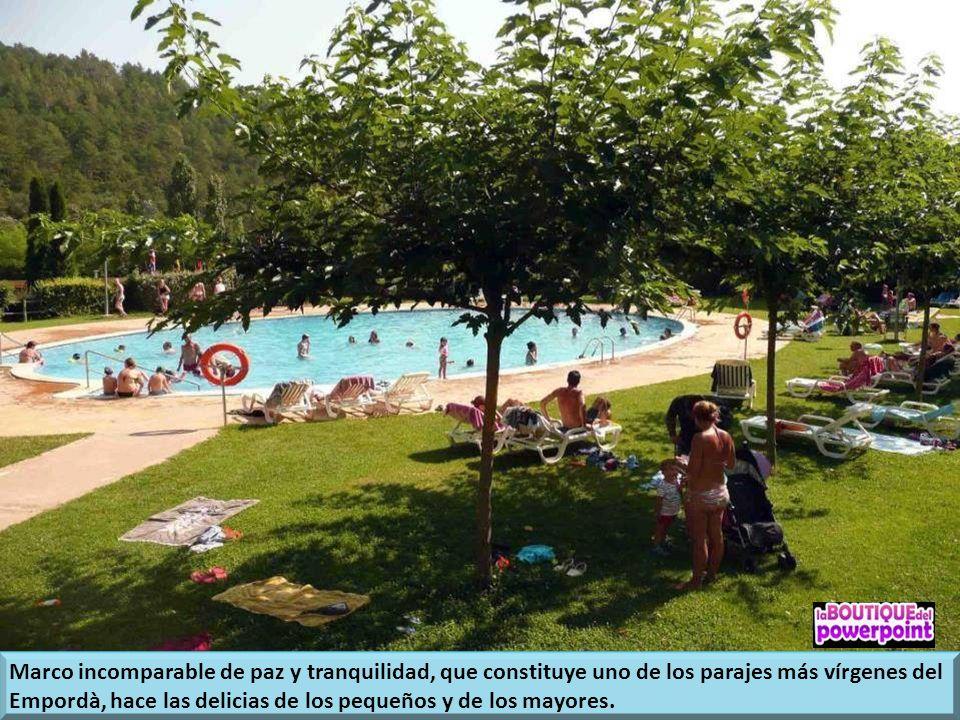 Bassegoda Park es un camping y parque de bungalows de 1ª categoría situado en Albanyà (Alt Empordà), lindando con el Parque de Espacios de Interés Nat