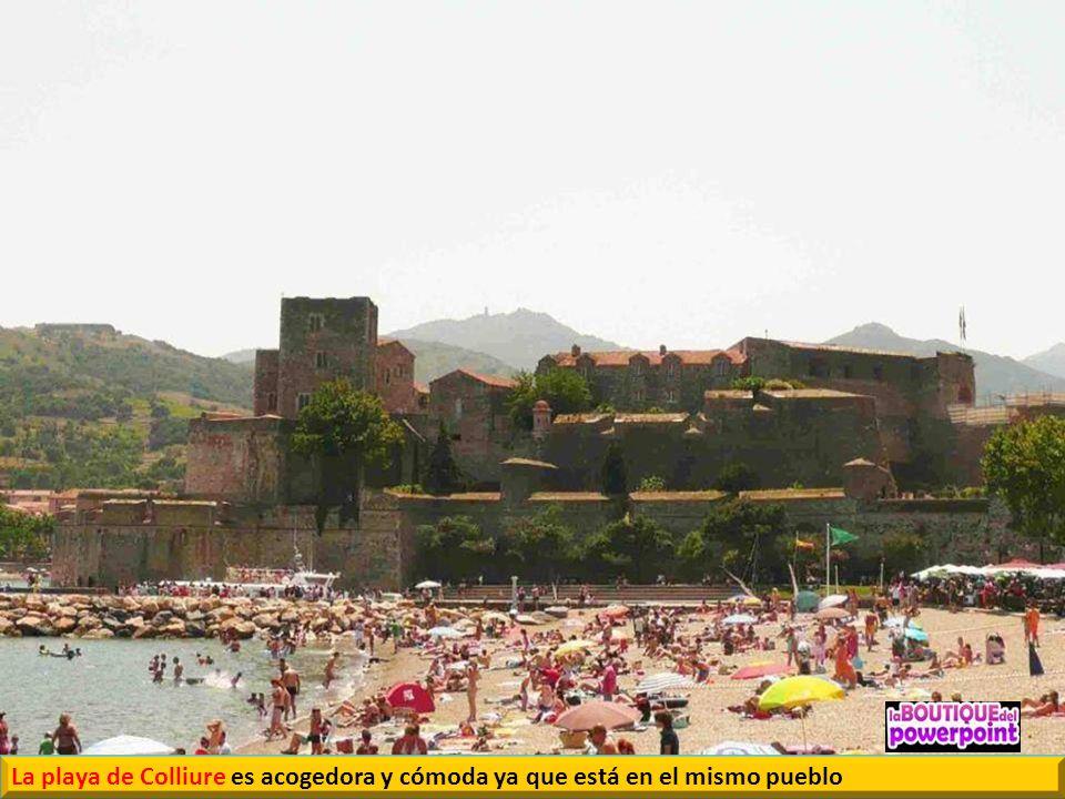 Château Royal. Construido por los templarios, es del siglo XII y fue residencia de verano de los Reyes de Catalunya, Mallorca y Aragón