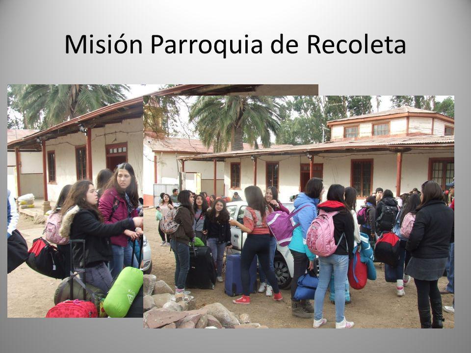 Misión Parroquia de Recoleta