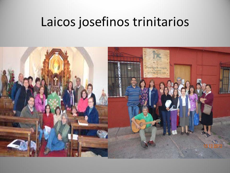 Laicos josefinos trinitarios